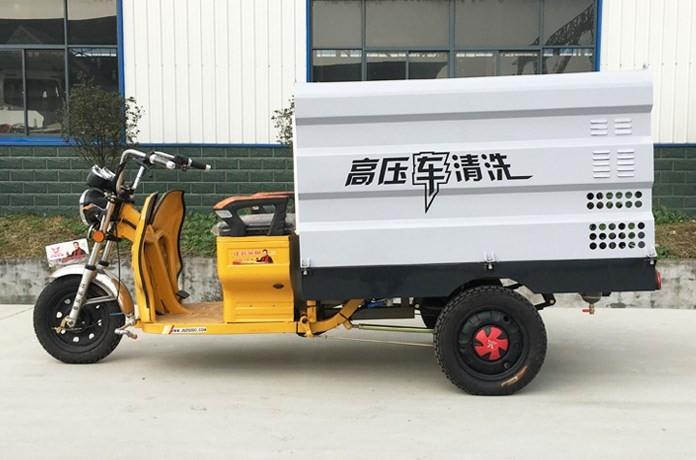 CF600GQX电动三轮垃圾车