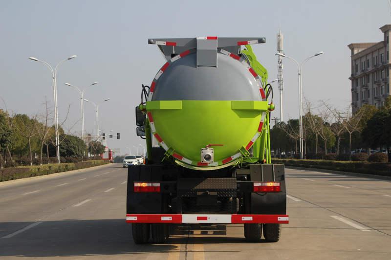 东风多利卡CL5181TCACC6餐厨垃圾车